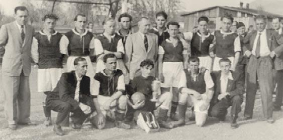 1952 Bezirkspokalsieger