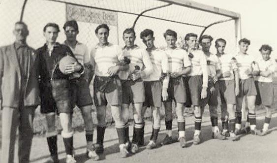 1952 Meister B-Klasse
